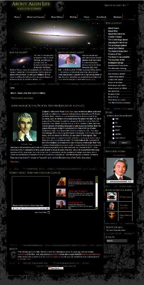 www.alienmania.org