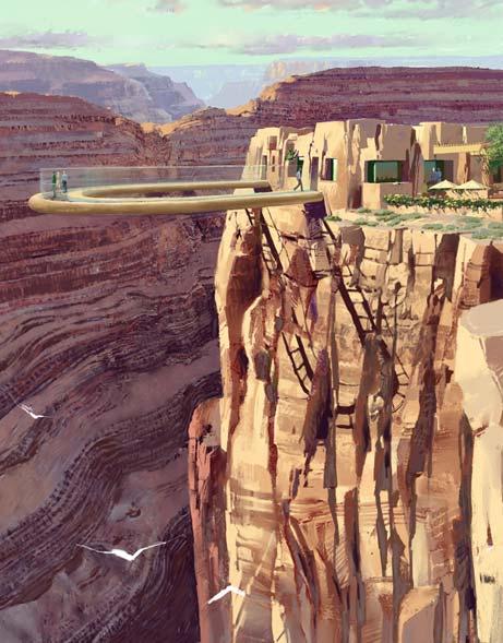 Grand Canyon Glass Bridge