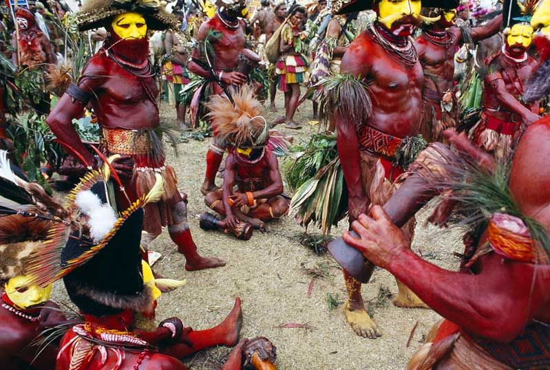 Kaluli Music Of The Kaluli Papua New Guinea