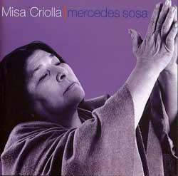 Misa Criolla Mercedes Sosa