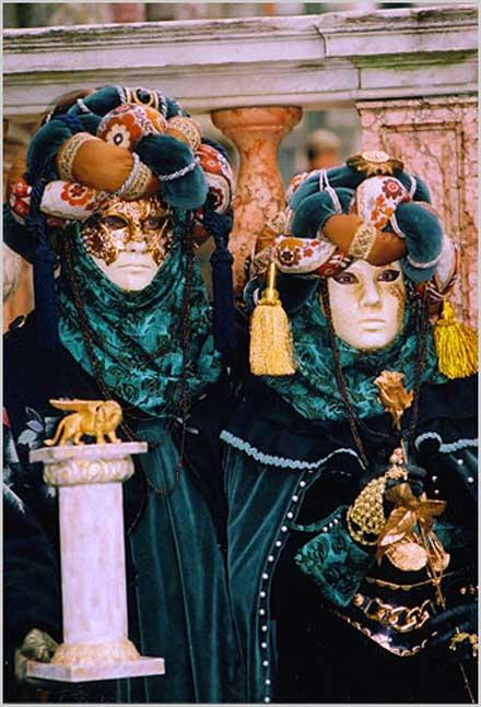 Venice masquerade - Italy