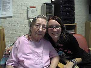Oma en Esther