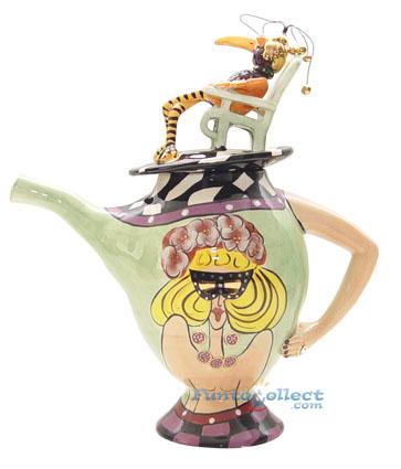Tea pot Gertie